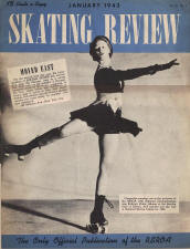 Skating Review - January 1943