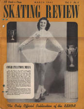 Skating Review - March 1943