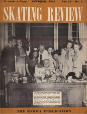 Skating Review - October 1943
