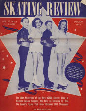 Skating Review - January 1944