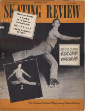 Skating Review - March 1944