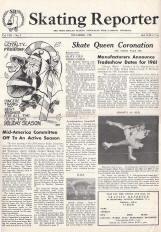 Skating Reporter - December 1960