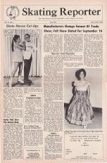 Skating Reporter - July 1963