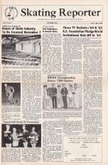 Skating Reporter - September 1963