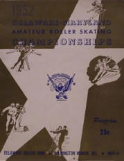 1952 Maryland State Championship Program