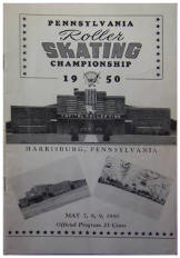1950 Pennsylvania State Championship Program