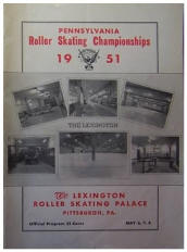 1951 Pennsylvania State Championship Program