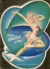 1947 Skating Vanities Cover