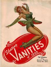 1949 Skating Vanities Cover