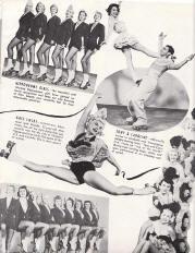 1954 Skating Vanities Program (at the Hippodrome)