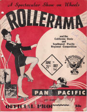 1960 South West Pacific Regional Championship Program