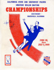 1969 South West Pacific Regional Championship Program