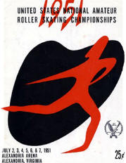 1951 USARSA Championship Program