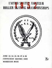 1952 USARSA Championship Program