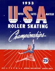 1953 USARSA Championship Program