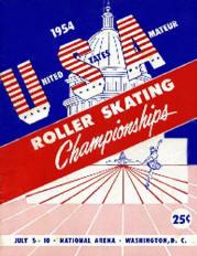 1954 USARSA Championship Program