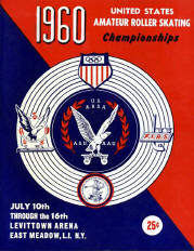 1960 USARSA Championship Program Cover