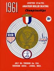 1961 USARSA Championship Program