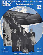 1962 USARSA Championship Program