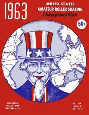 1963 USARSA Championship Program