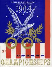 1964 USARSA Championship Program