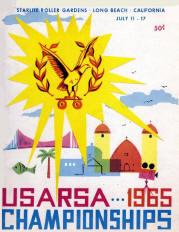 1965 USARSA Championship Program Cover