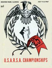 1967 USARSA Championship Program