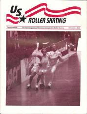 US Roller Skating Magazine - December 1990