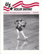 US Roller Skating Magazine - December 1991