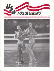 US Roller Skating Magazine - September 1991