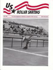 US Roller Skating Magazine - July 1992
