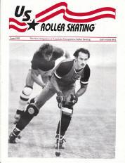 US Roller Skating Magazine - June 1992