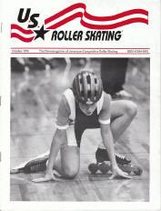 US Roller Skating Magazine - October 1992