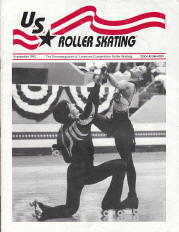 US Roller Skating Magazine - September 1992