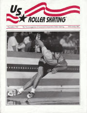 US Roller Skating Magazine - December 1993