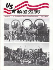 US Roller Skating Magazine - January 1993