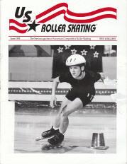 US Roller Skating Magazine - June 1993