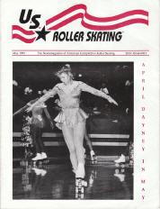 US Roller Skating Magazine - May 1993