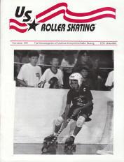 US Roller Skating Magazine - November 1993