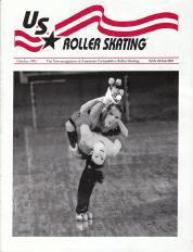 US Roller Skating Magazine - October 1993