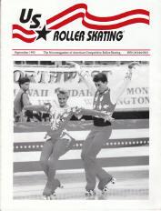 US Roller Skating Magazine - September 1993