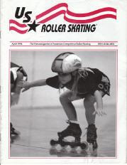 US Roller Skating Magazine - April 1994