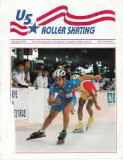 US Roller Skating Magazine - December 1994