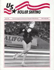 US Roller Skating Magazine - July 1994