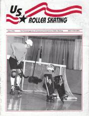 US Roller Skating Magazine - June 1994