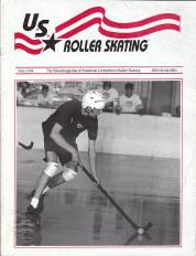 US Roller Skating Magazine - May 1994