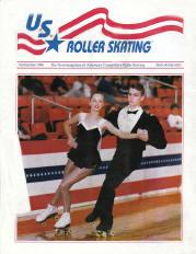US Roller Skating Magazine - November 1994
