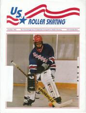 US Roller Skating Magazine - October 1994