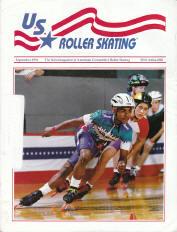 US Roller Skating Magazine - September 1994