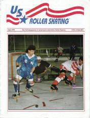 US Roller Skating Magazine - Jun 1995